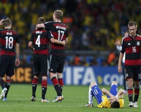 Brasil e Alemanha: apenas um jogo?