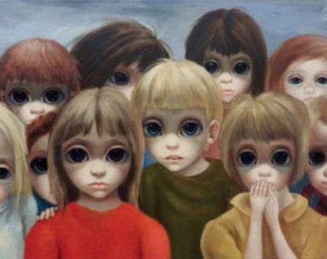 Big Eyes e a Perversão Narcísica