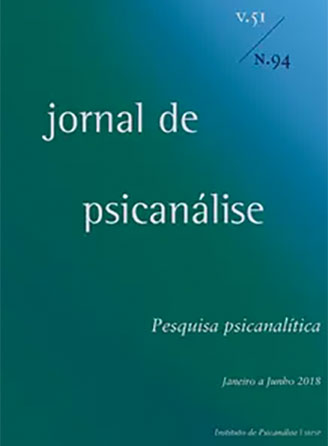 Jornal de Psicanálise – Edição 94 – Jornal de Psicanálise