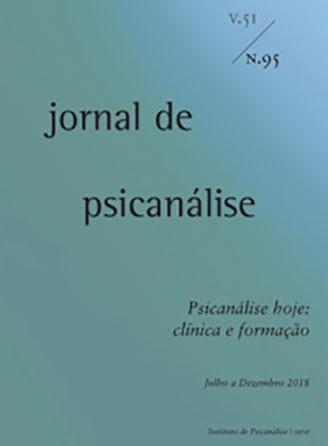 Jornal de Psicanálise – Edição 95 – Jornal de Psicanálise