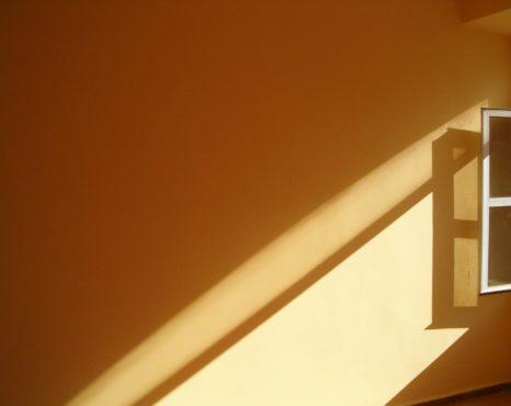 A luz do meio-dia