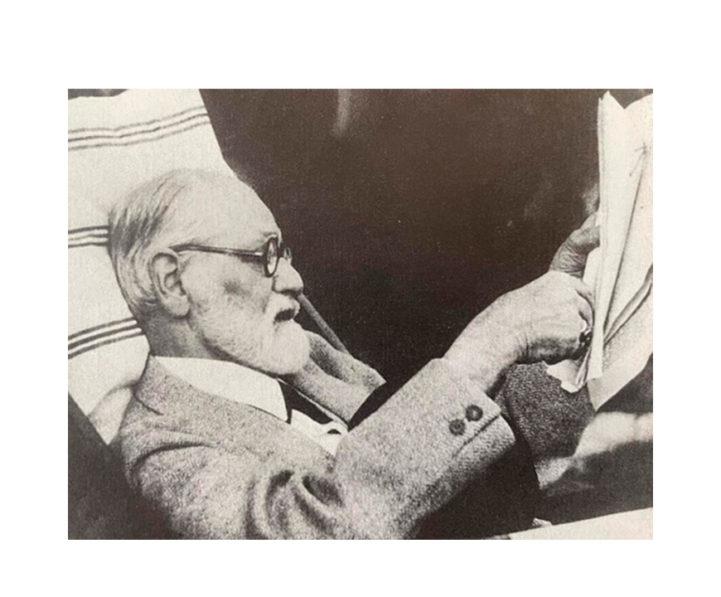 Sigmund Freud: Um autor do nosso tempo