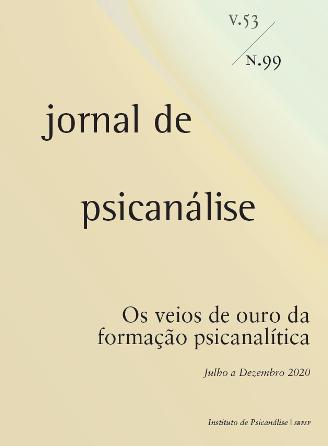 Jornal de Psicanálise – Edição 99